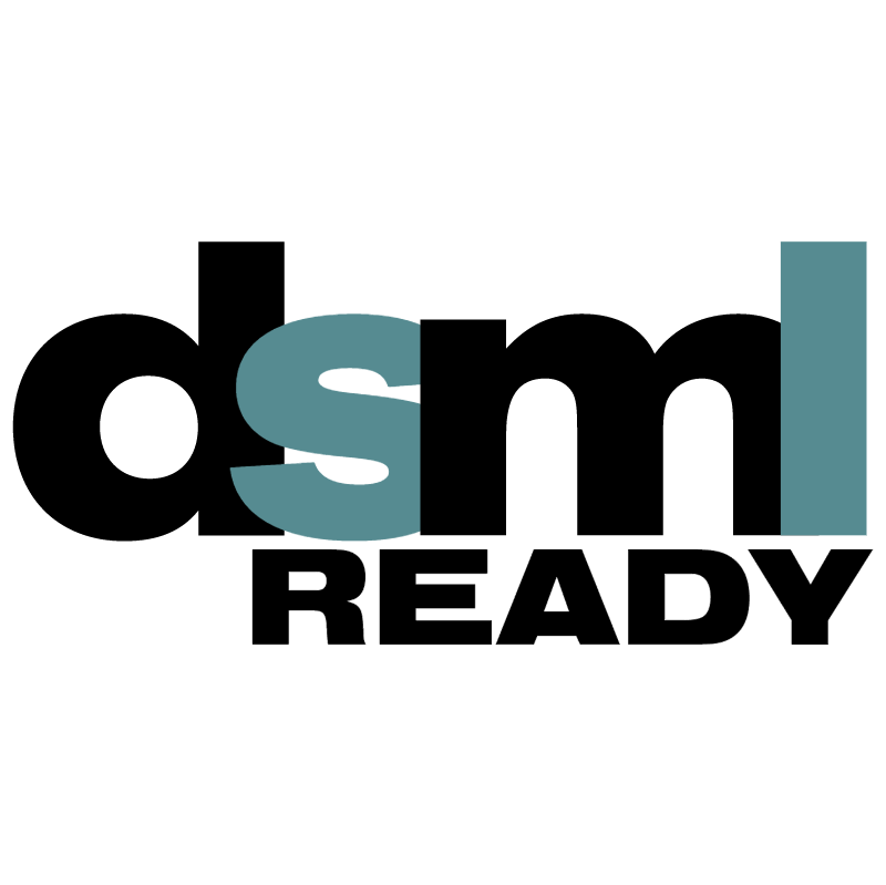 DSML ready vector logo
