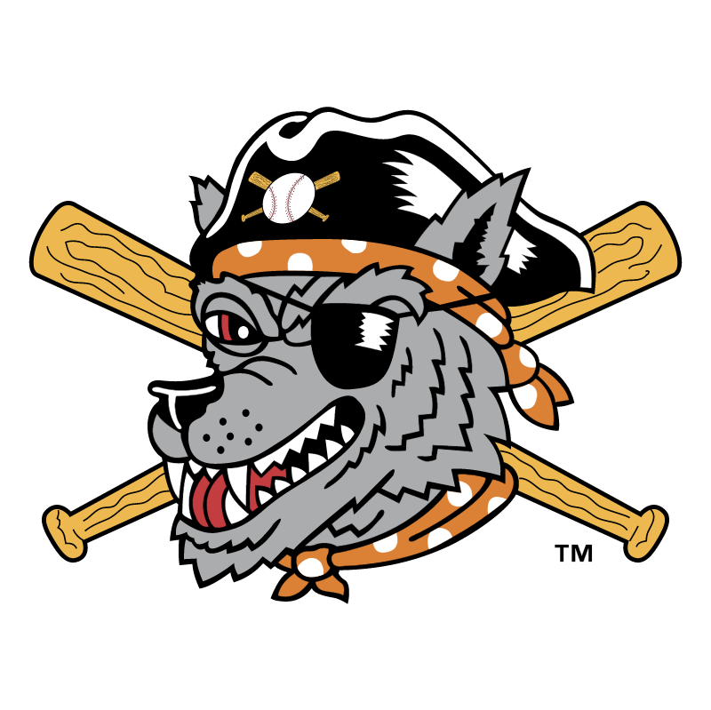Erie SeaWolves vector