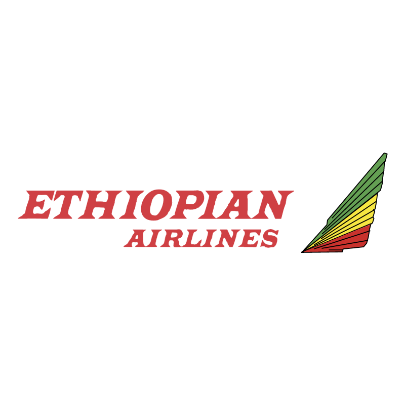 Ethiopian Airlines vector