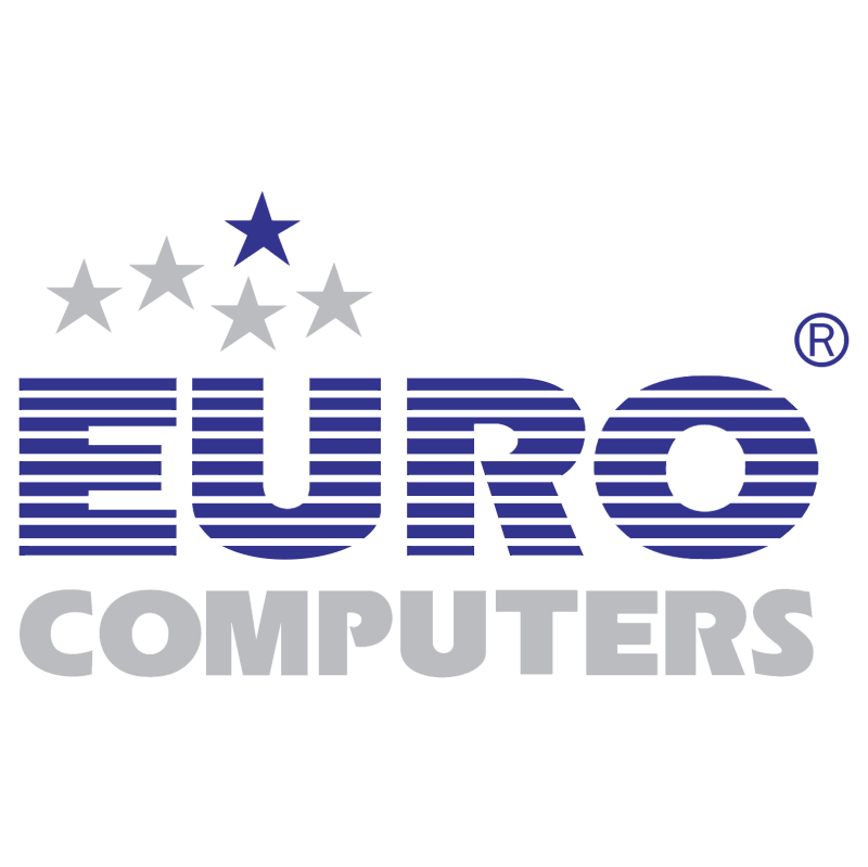 EuroComputers vector logo