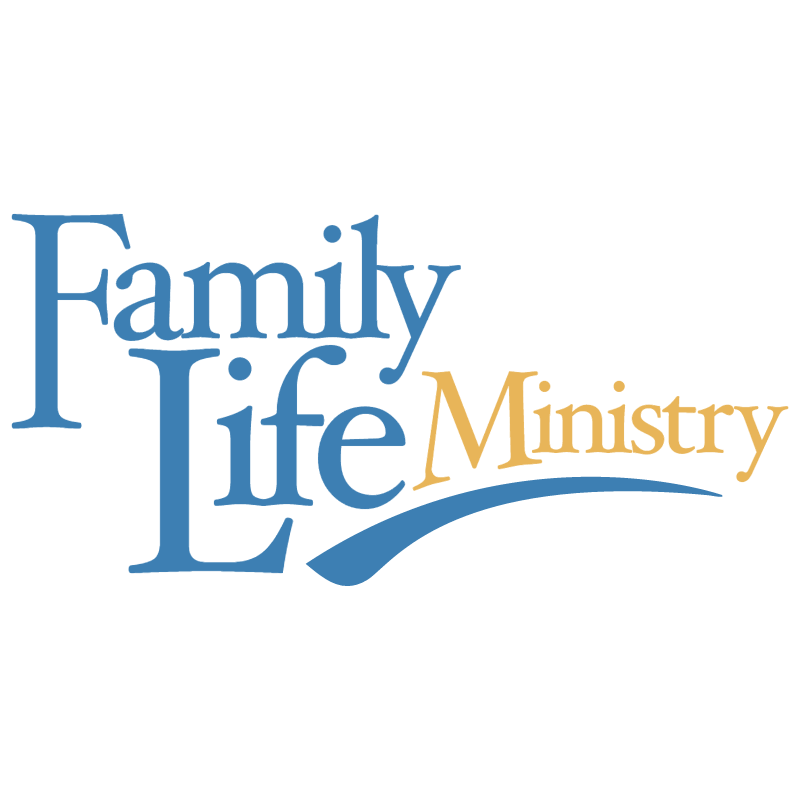 Family Life vector logo