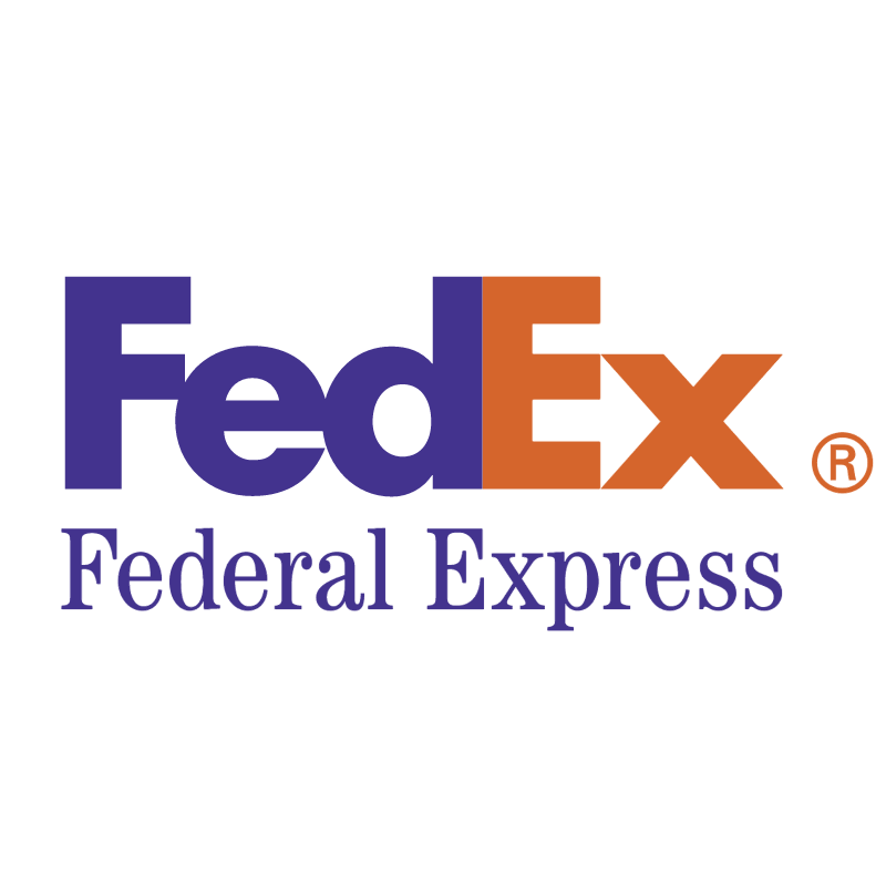 FedEx vector logo