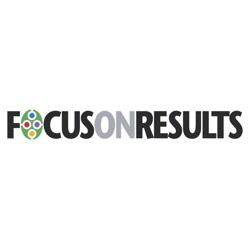 Focus On Results vector logo