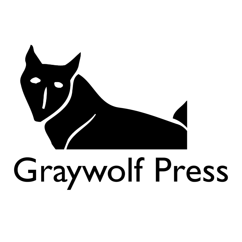 Graywolf Press vector logo