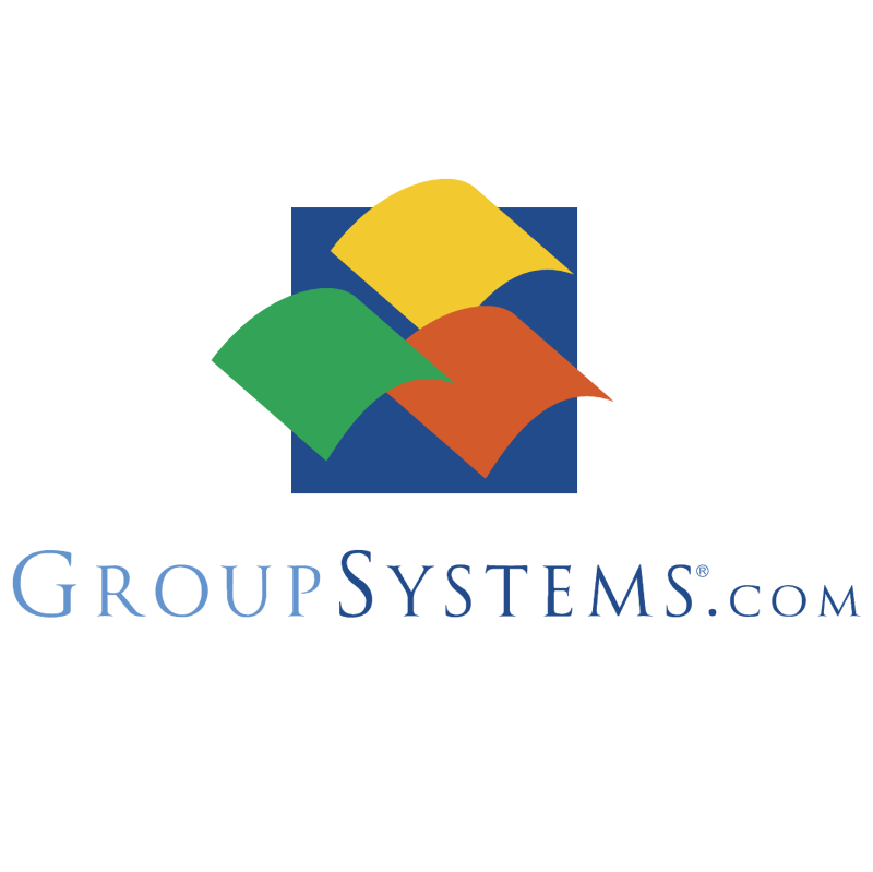 GroupSystems com vector logo