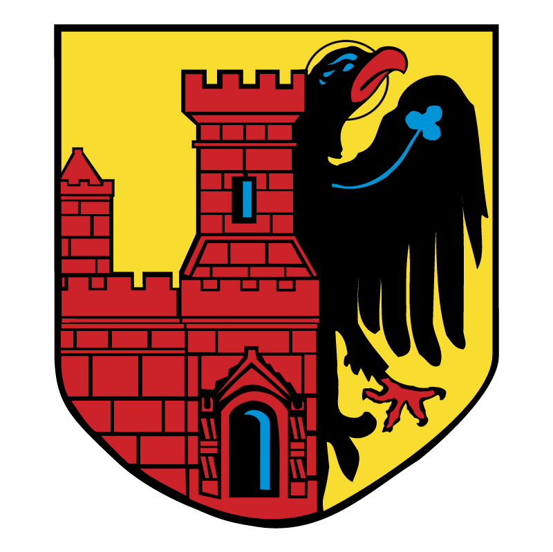 Haapsalu, coat of arms vector