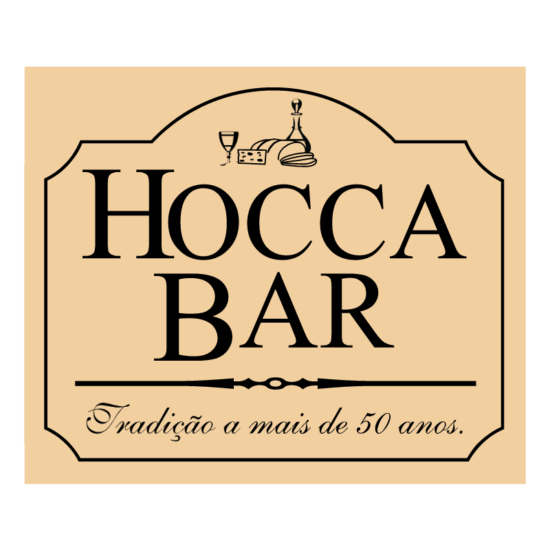 Hocca Bar vector