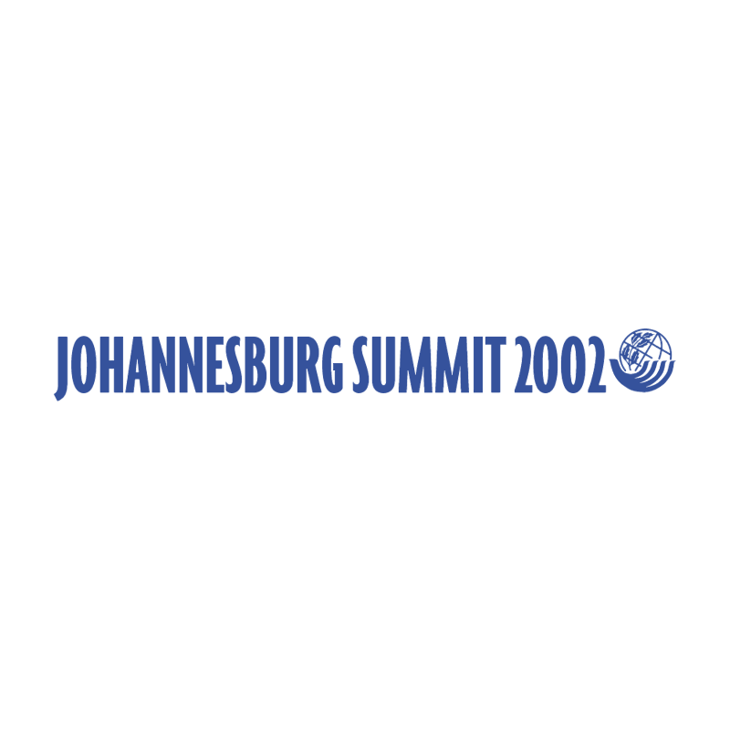 Johannesburg Summit vector