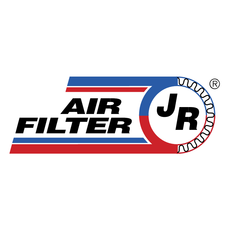 JR Air Filter vector