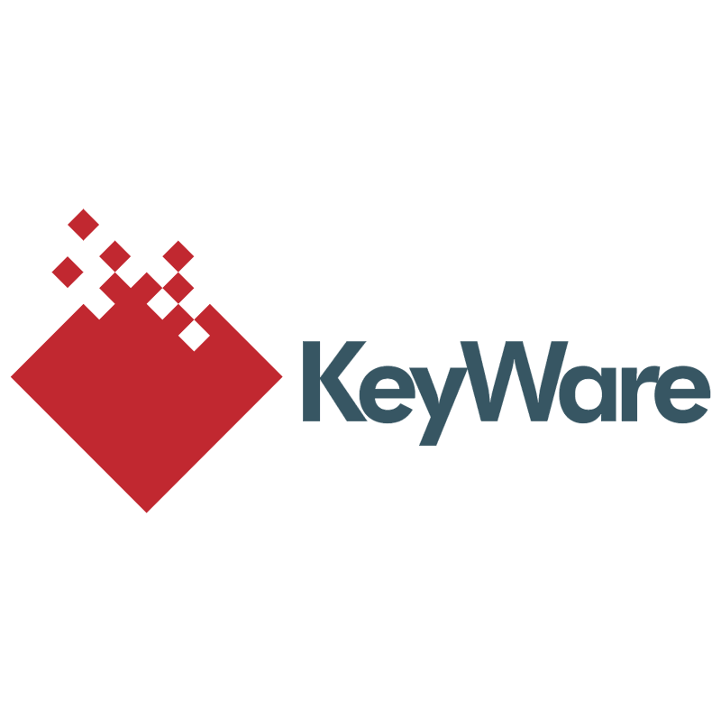 KeyWare vector logo