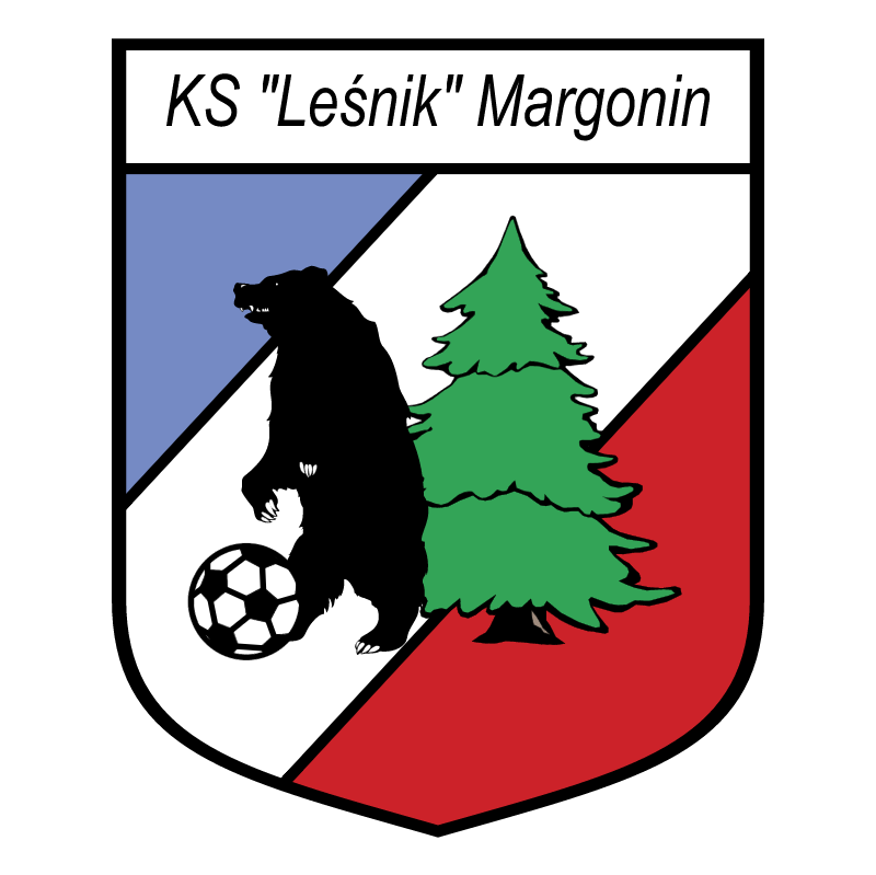 KS Lesnik Margonin vector