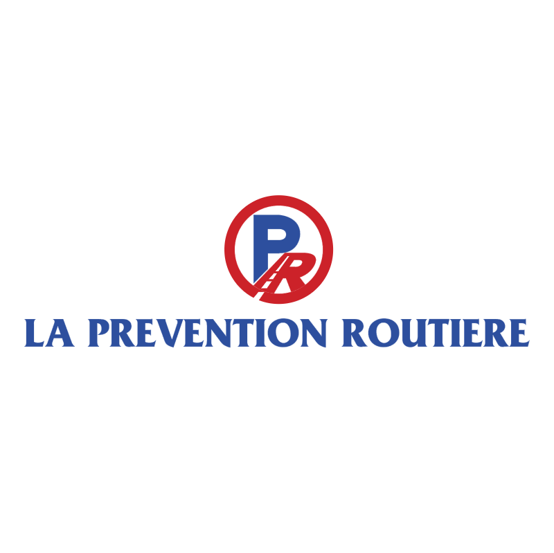La Prevention Routiere vector logo