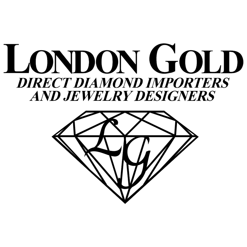 London Gold vector