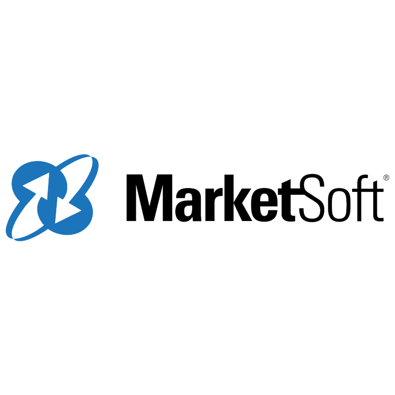 MarketSoft vector logo