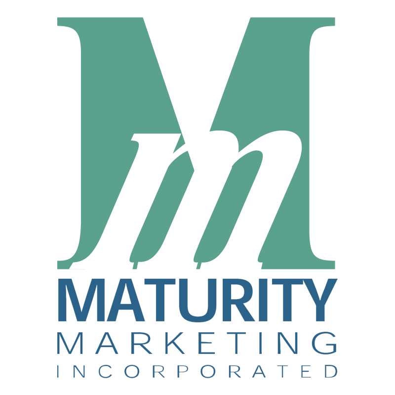 Maturity Marketing vector