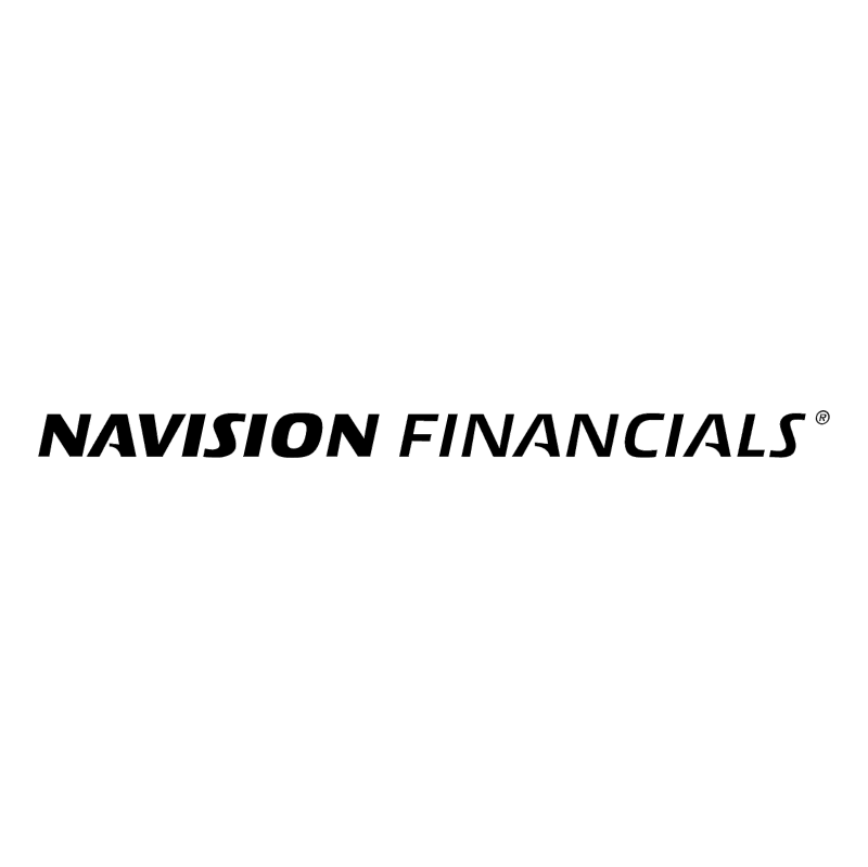 Navision Financial vector