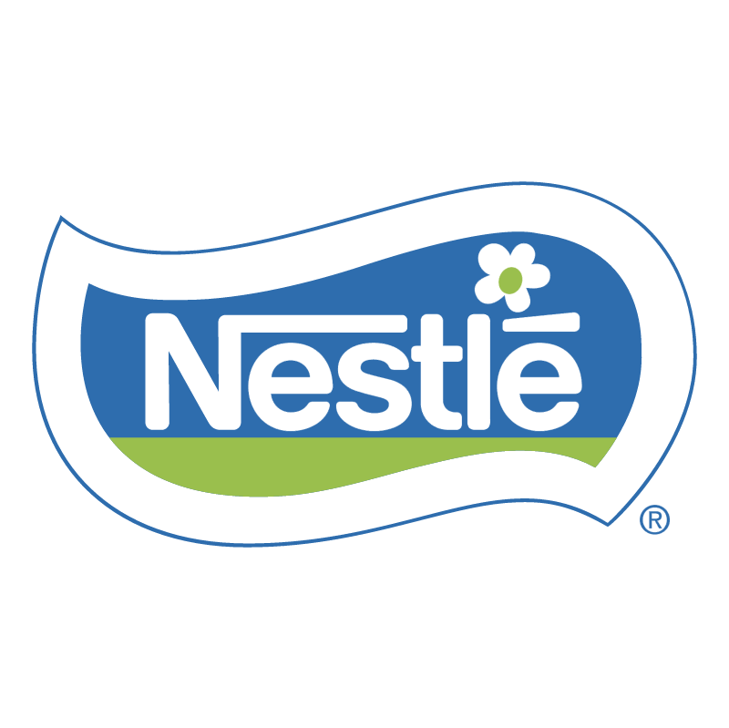 Nestle Milk vector