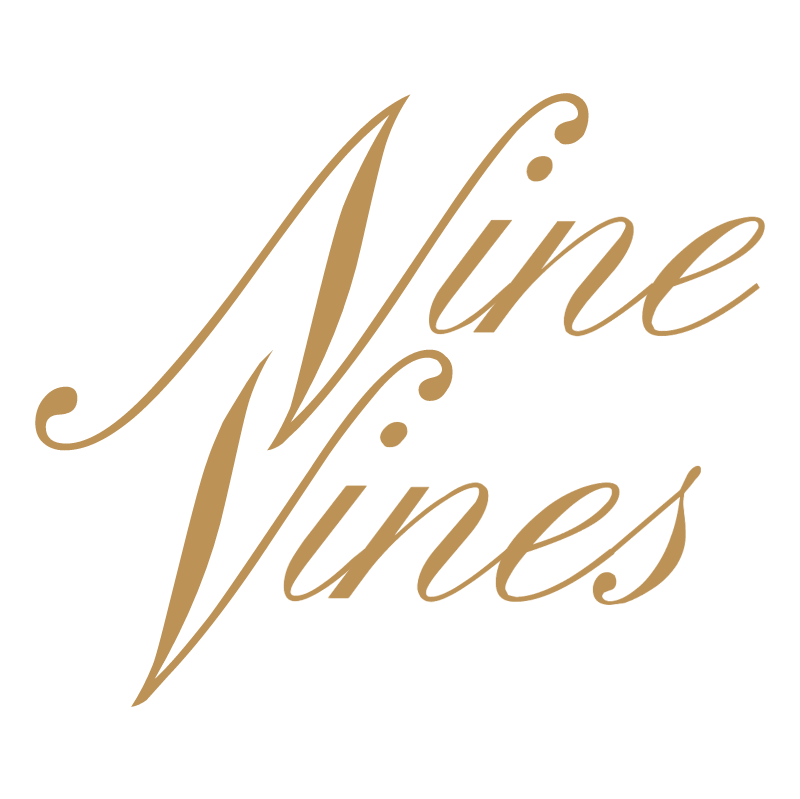 Nine Vines vector logo
