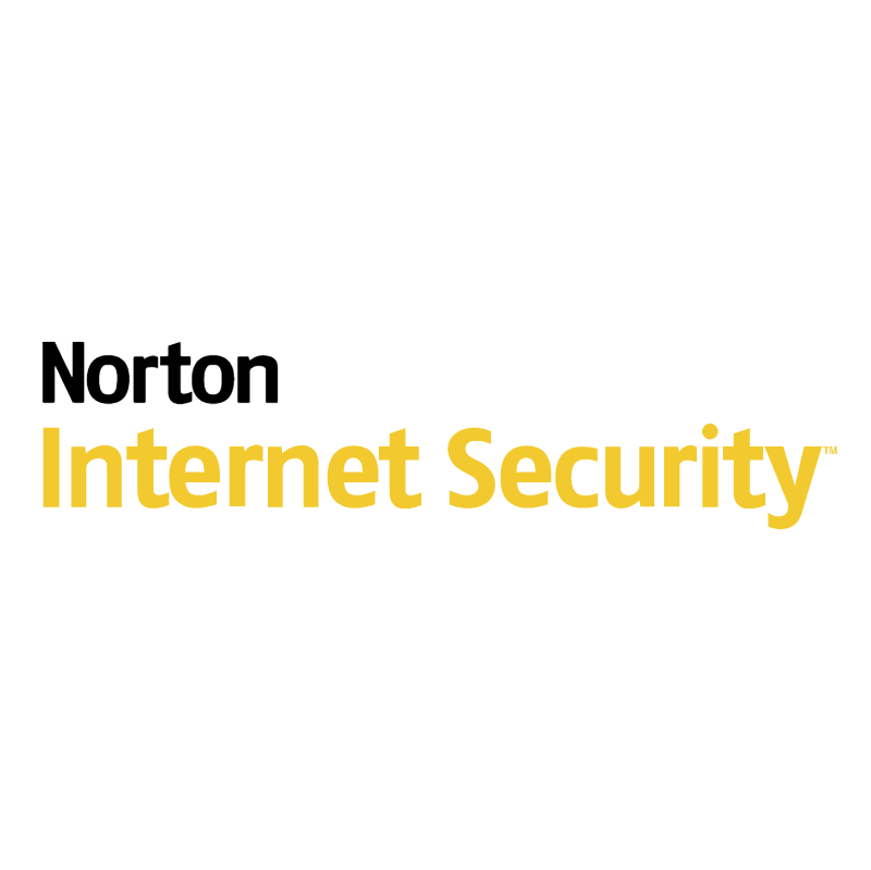 Norton Internet Security vector logo