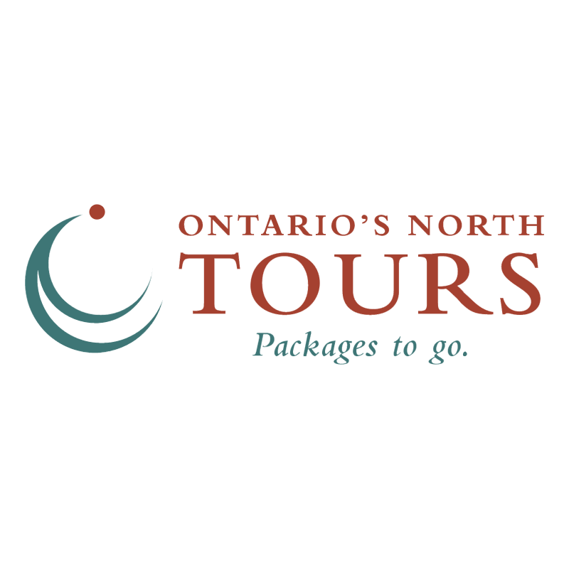 Ontario's North Tours vector