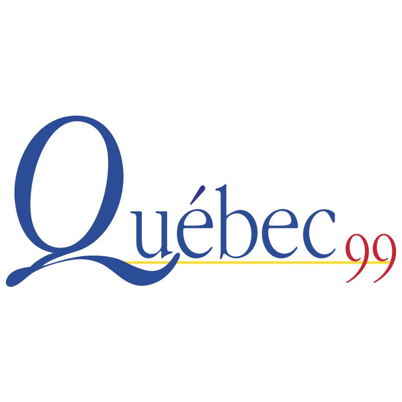 Quebec 99 vector
