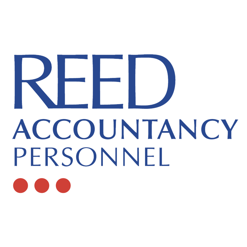 Reed Accountancy Personnel vector logo