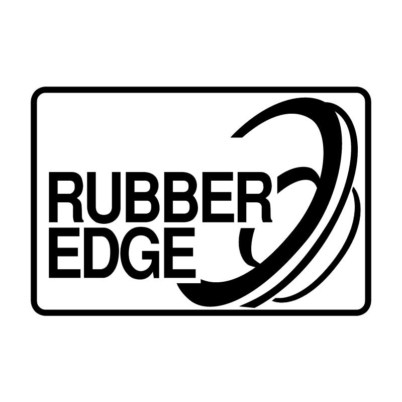 Rubber Edge vector