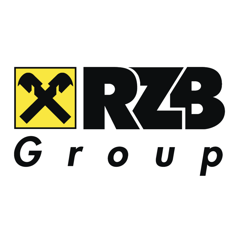 RZB Group vector logo