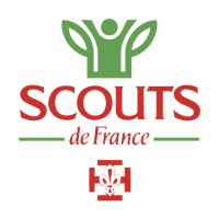 Scouts de France vector