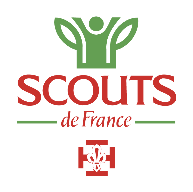 Scouts de France vector logo
