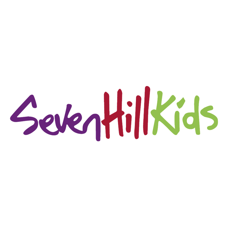 Seven Hill Kids vector