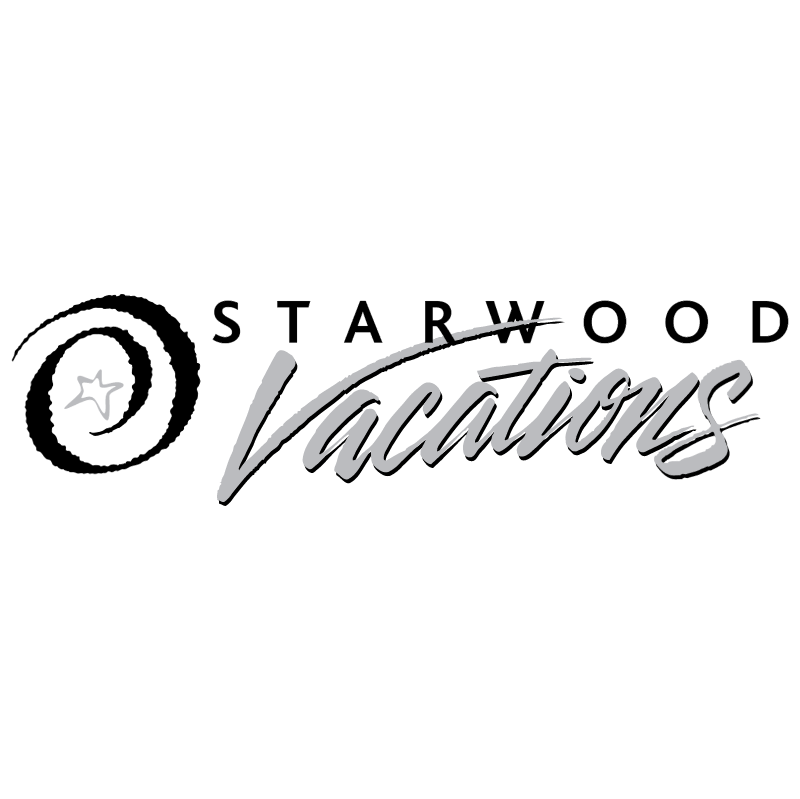Starwood Vacations vector logo