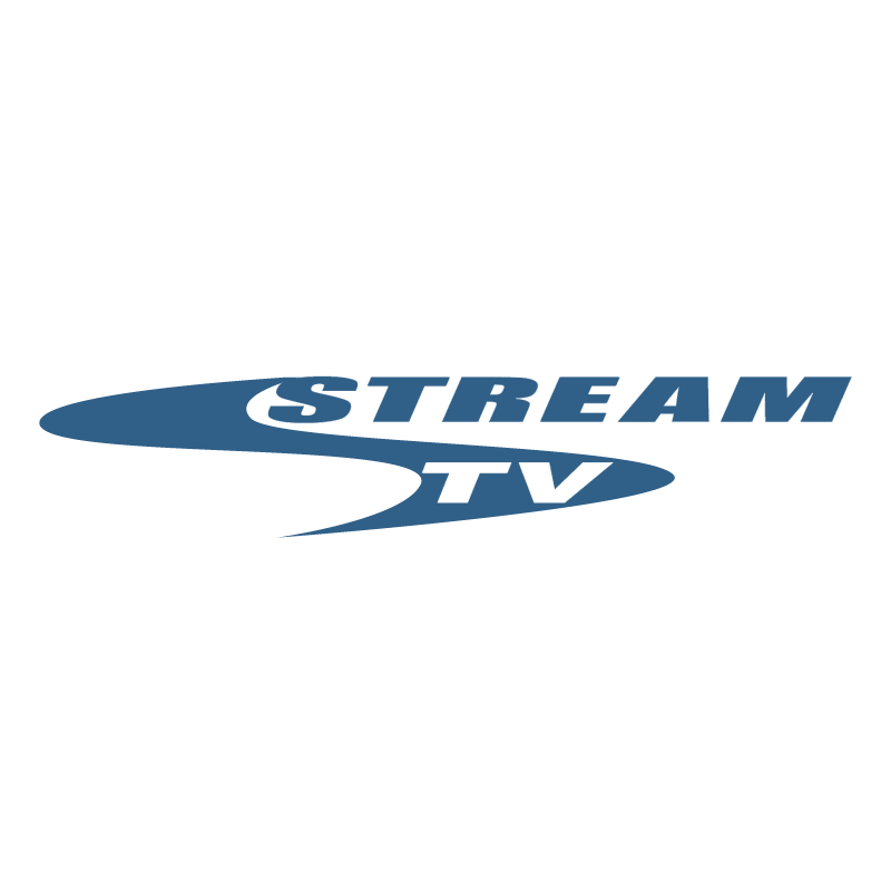 Stream TV vector