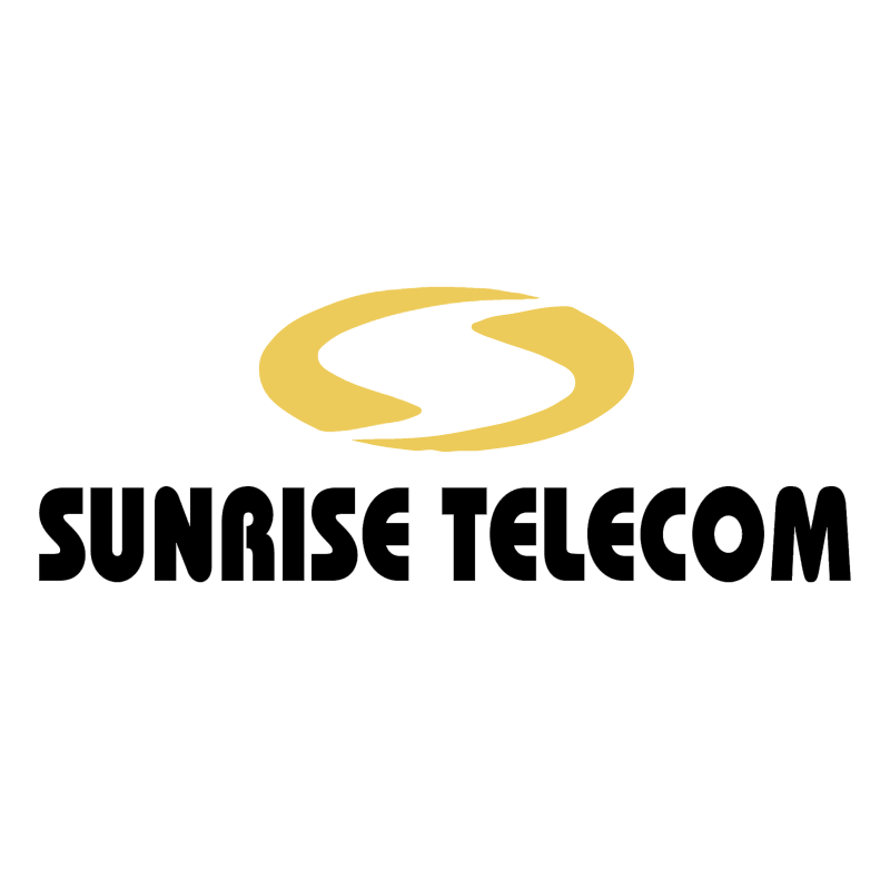 Sunrise Telecom vector