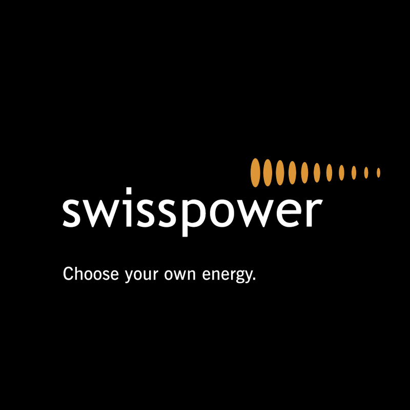 Swisspower vector logo