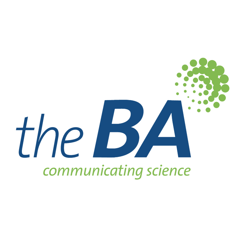 The BA vector logo