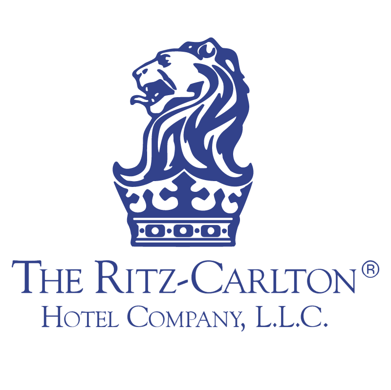 The Ritz Carlton vector