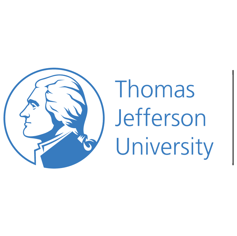 Thomas Jefferson University vector