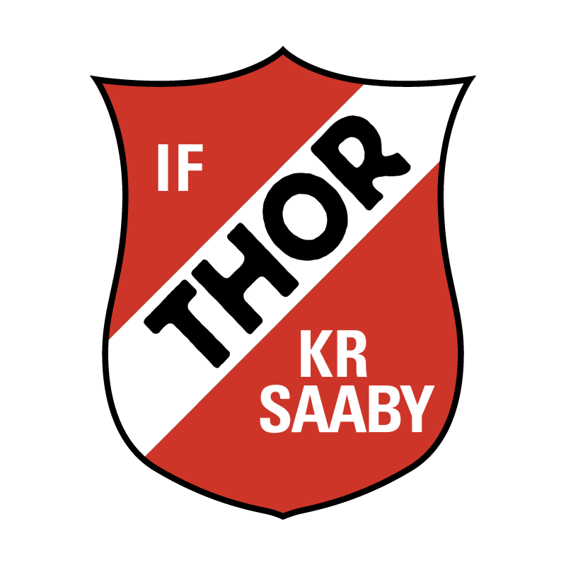 Thor KR Saaby vector
