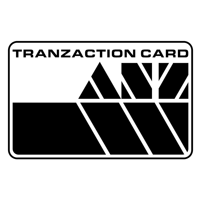 Transaction Card vector logo
