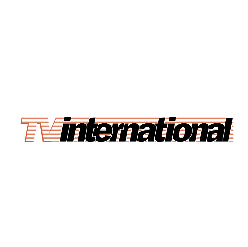 TV International vector