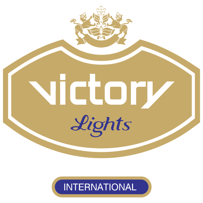 Victory Lights vector logo