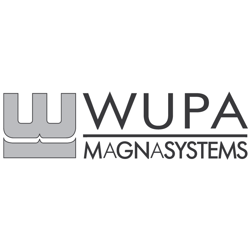Wupa MagnaSystems vector