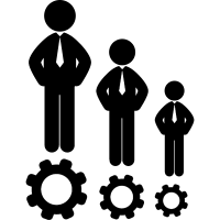 Human resources symbol