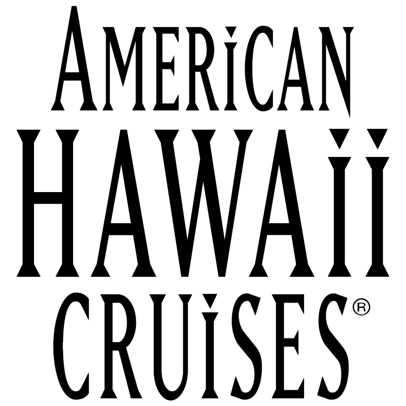 American Hawaii Cruises vector