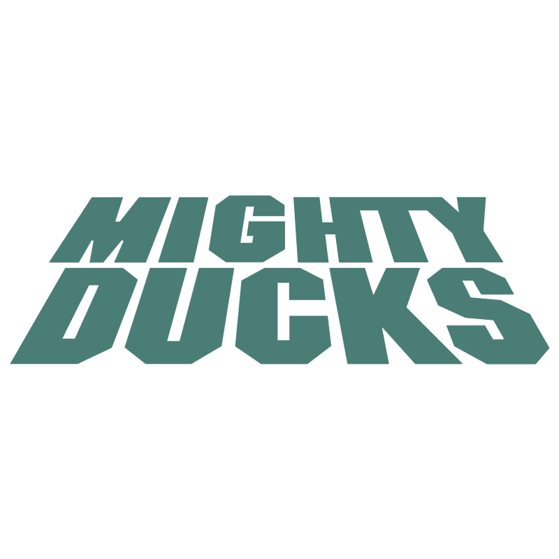 Anaheim Mighty Ducks 37585 vector