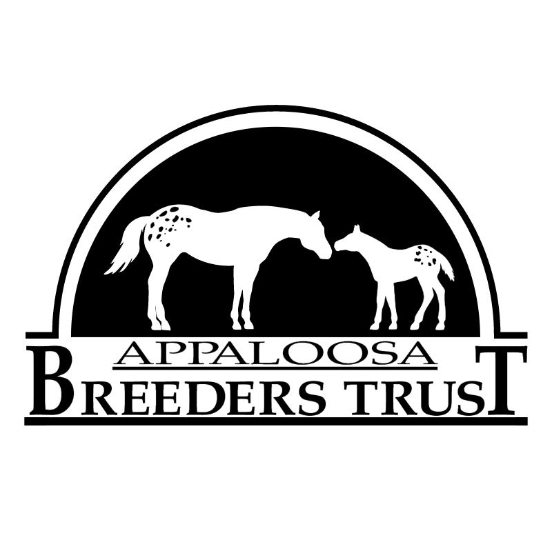 Appaloosa Breeders Trust vector