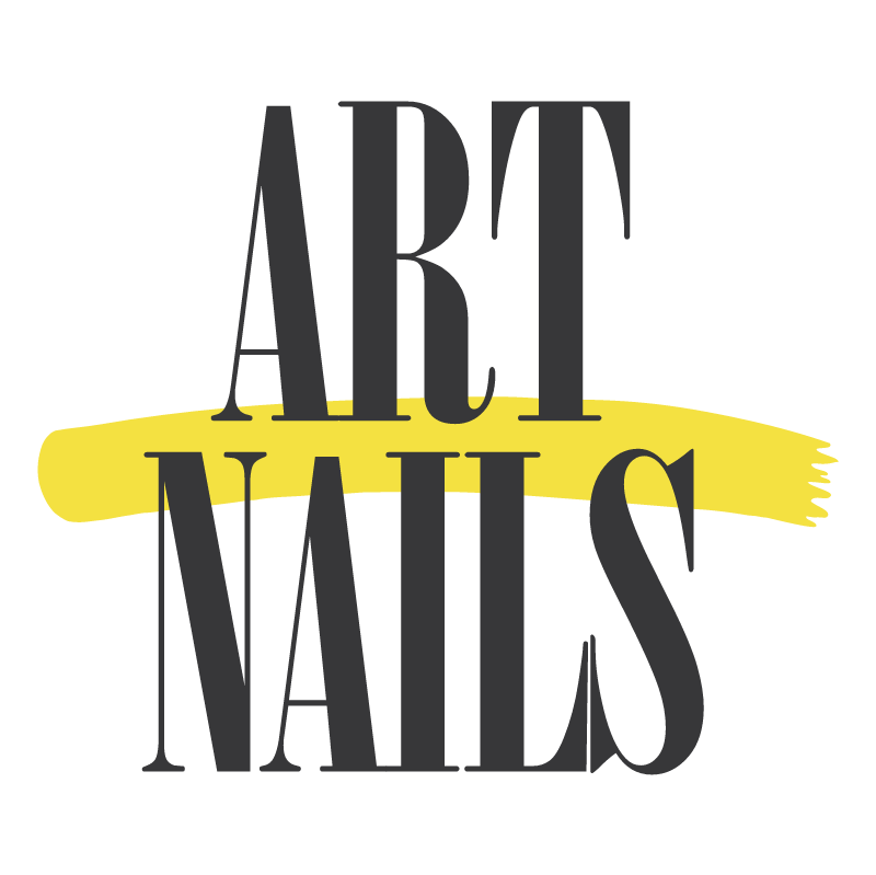 Art Nails vector logo