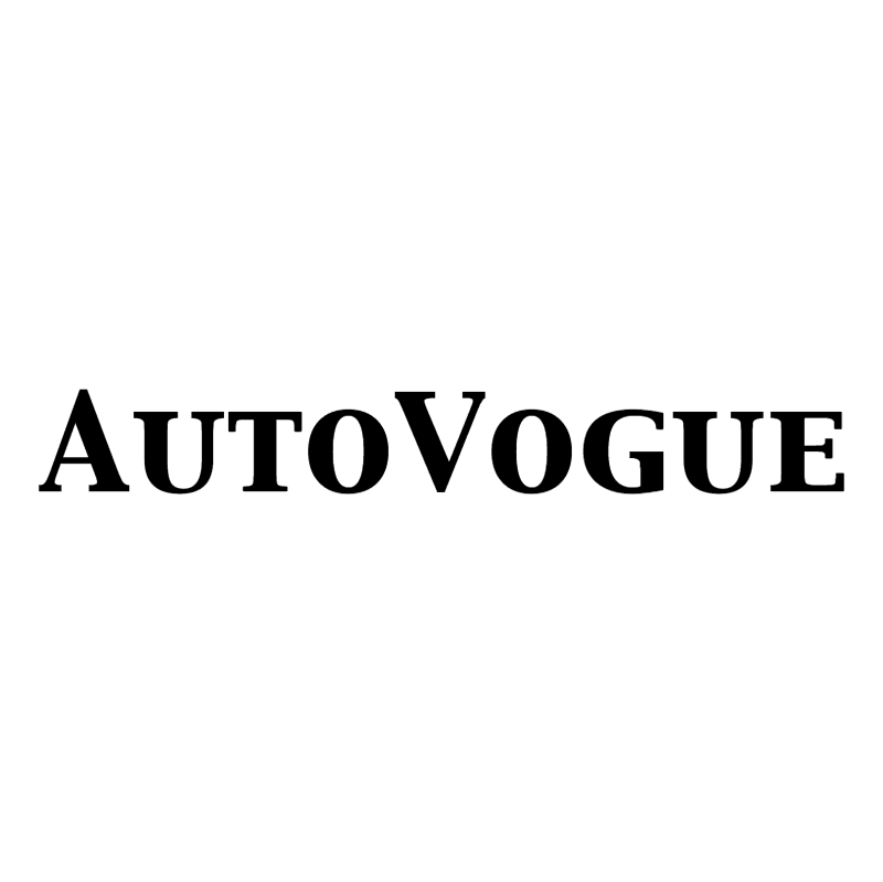 AutoVogue 80476 vector