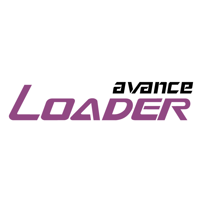 Avance Loader vector logo